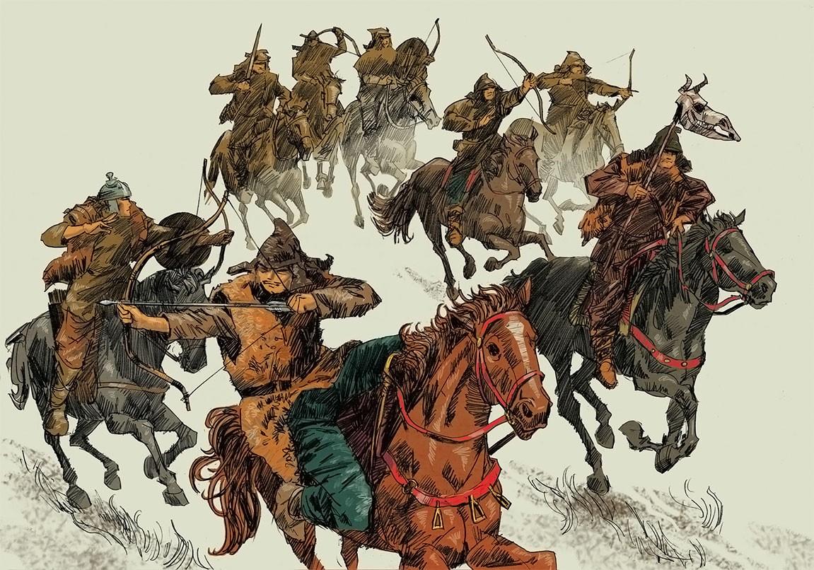 Кочевники и варвары