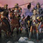 Гунны и их вождь Аттила