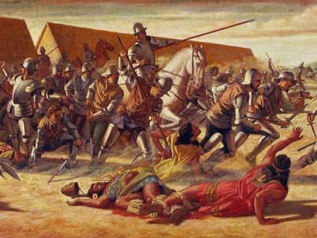 Убийство инков