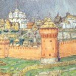 Становление Московского государства в 16 веке