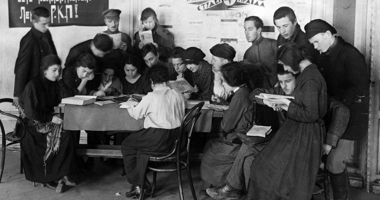 Школьное образование в СССР