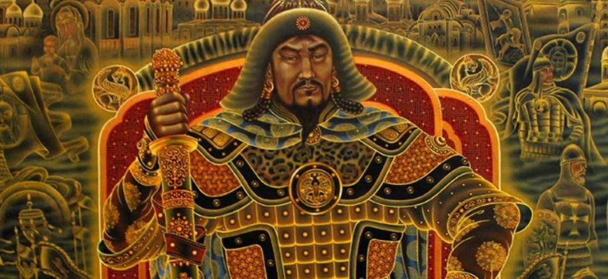 Хан Батый: Биография