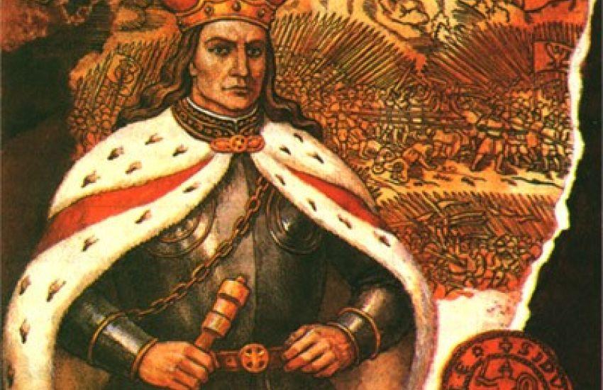 Союз Тохтамыша и литовского князя Витовта