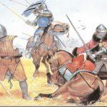 Стотысячное войско Литовского князя Витовта и хана Тохтамыша