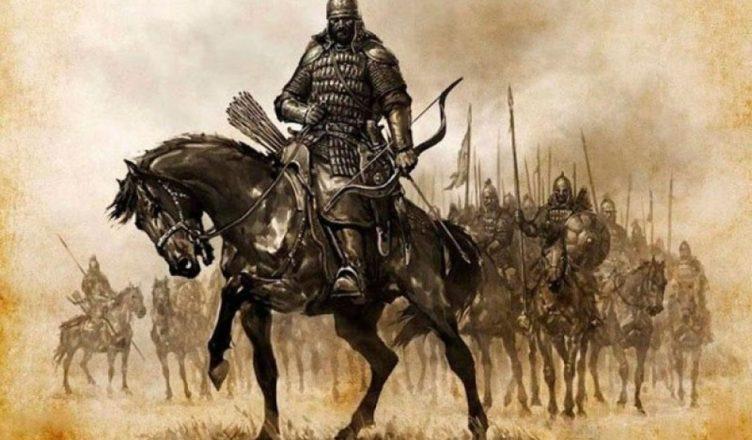 Укрепление Золотой Орды Идегеем