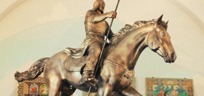 Идегей воодушевляет соратников на войну против Витовта и Тохтамыша