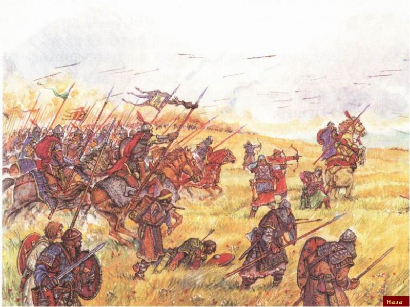 Последствия Куликовской битвы
