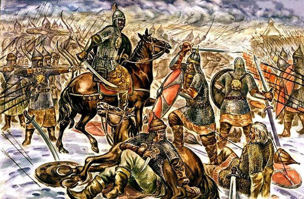 Структура власти при татаро-монгольском иге