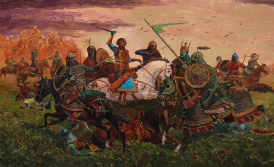 Последствия завоеваний Батыя