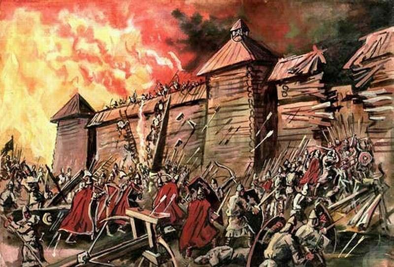 Вторжение монголов на Русь