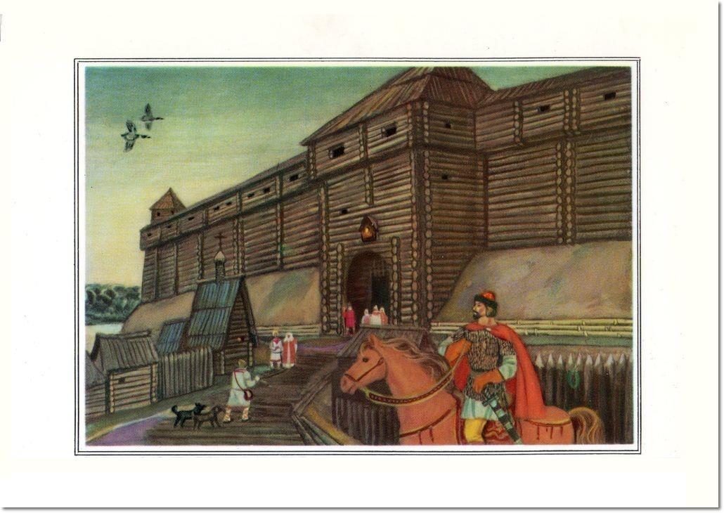 Подъем Москвы после татаро-монгольского ига