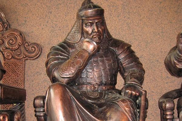 Политическая эволюция Золотой Орды