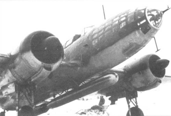 ИЛ-4 с торпедой