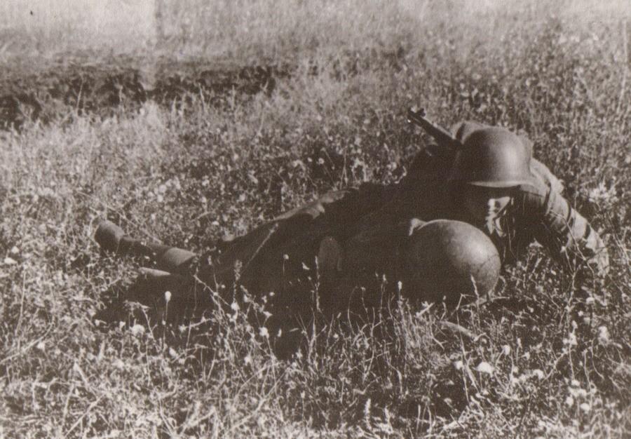 раненые на войне