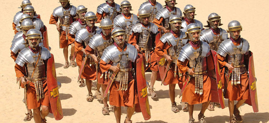 Самое позорное поражение Римлян