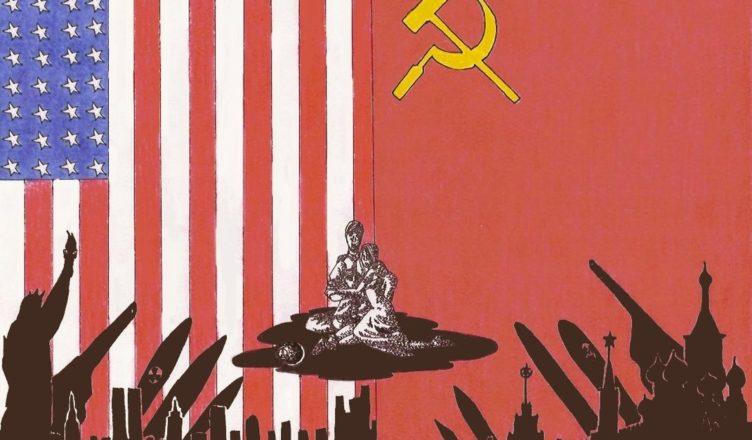 Afbeeldingsresultaat voor холодная война