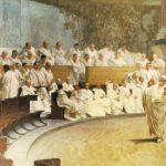 Как работали адвокаты в Древней Греции