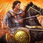 40 тысяч Александра Македонского громят 200-тысячную армию персов