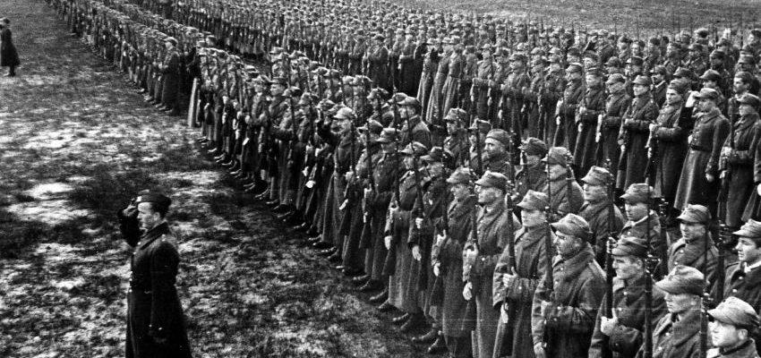 Начало Второй мировой войны