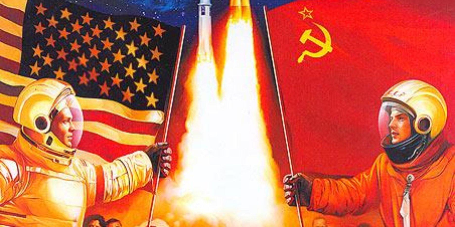 Холодная война в космосе