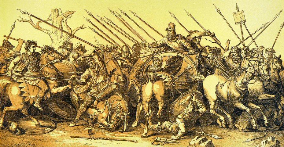«Панэллинская вендетта» против Персии