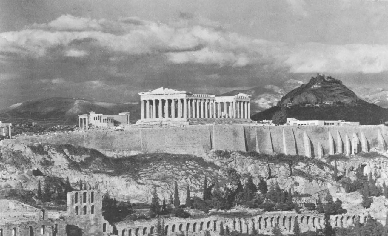 Культура и общество Афин