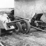 45-мм пушка Великая Отечественная