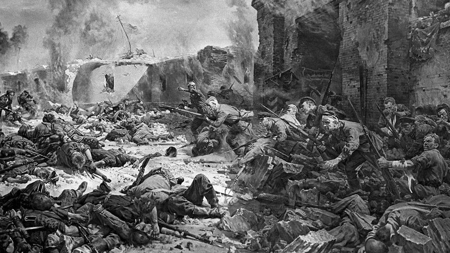 Битва за Брестскую крепость