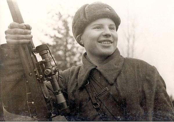 Снайпер Данилов
