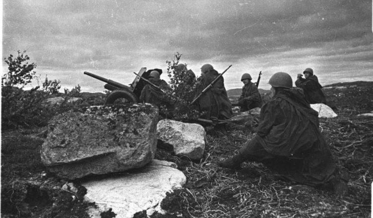 Оборона Карельского фронта