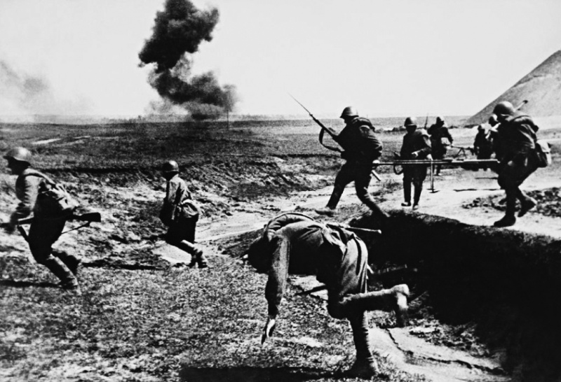 Гибель Советского солдата под Кондопогой