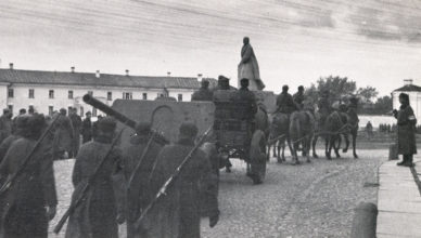 Оборона Петразаводска 1941 год