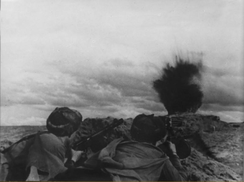 Сапер подорвался на мине 1942 год