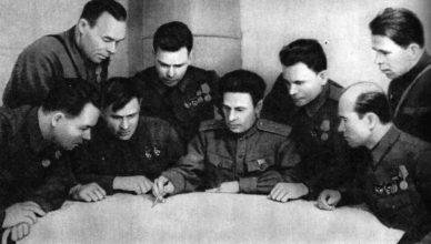 Совещание офицеров