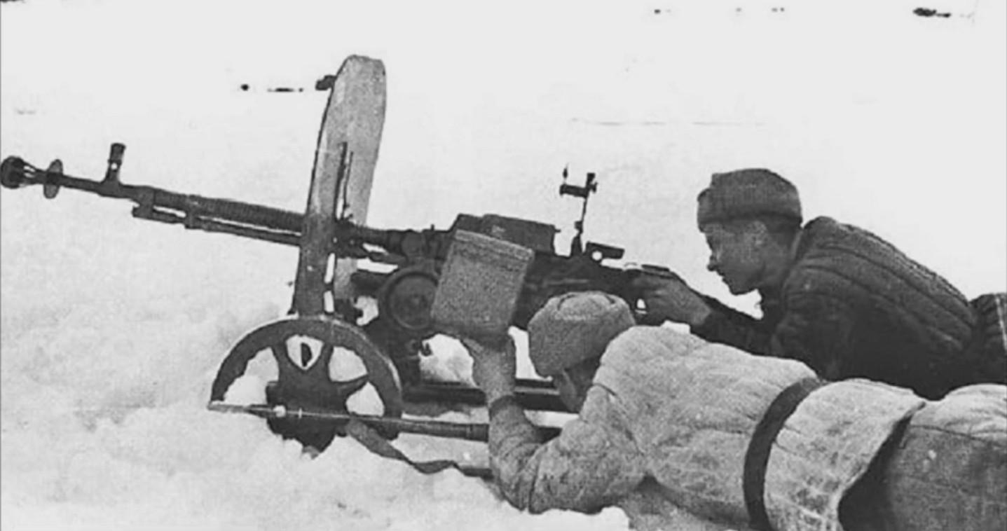 Станковый пулемет