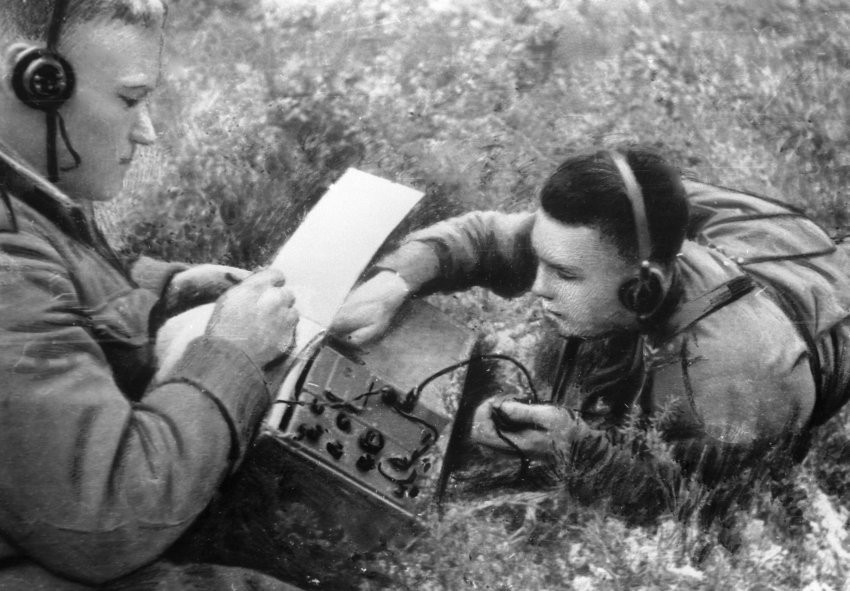 Связисты 1942 год