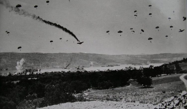Немецкий парашютный десант
