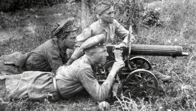Литовские пограничники были готовы к войне