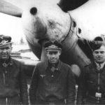 Немецкие летчики улыбались в первые дни войны