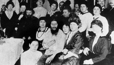 Григорий Распутин и секта хлыстов