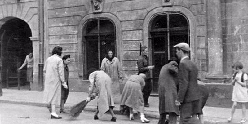 Львов 1941 года