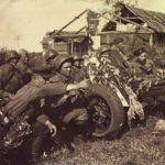 первый день Великой Отечественной
