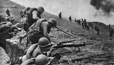 Бои под Виштинецом в начале Великой Отечественной