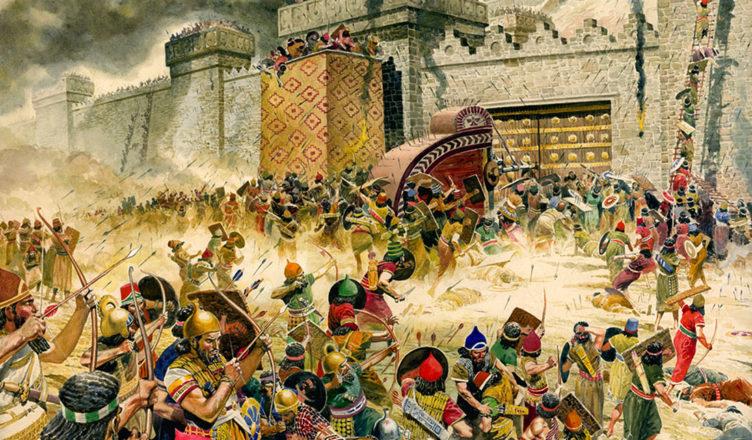 Взятие Вавилона Киром