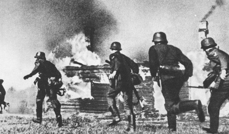 Как Украина приняла удар фашистов в 1941 году