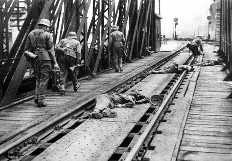 Перемышль в 1941 году