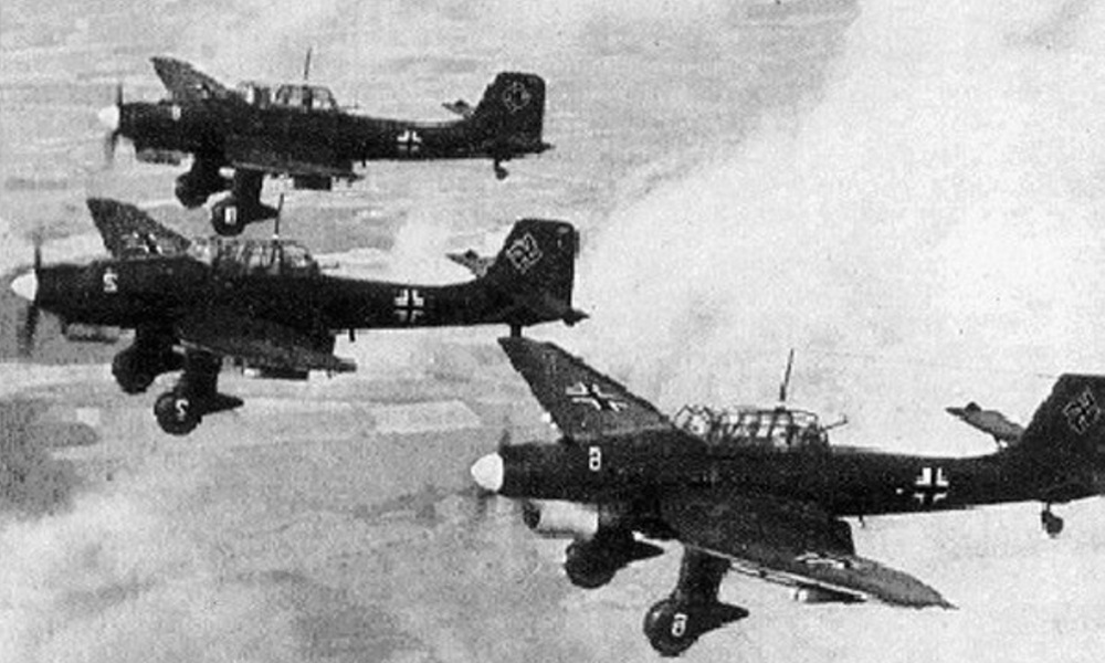 Первые авианалеты 22 июня 1941 года