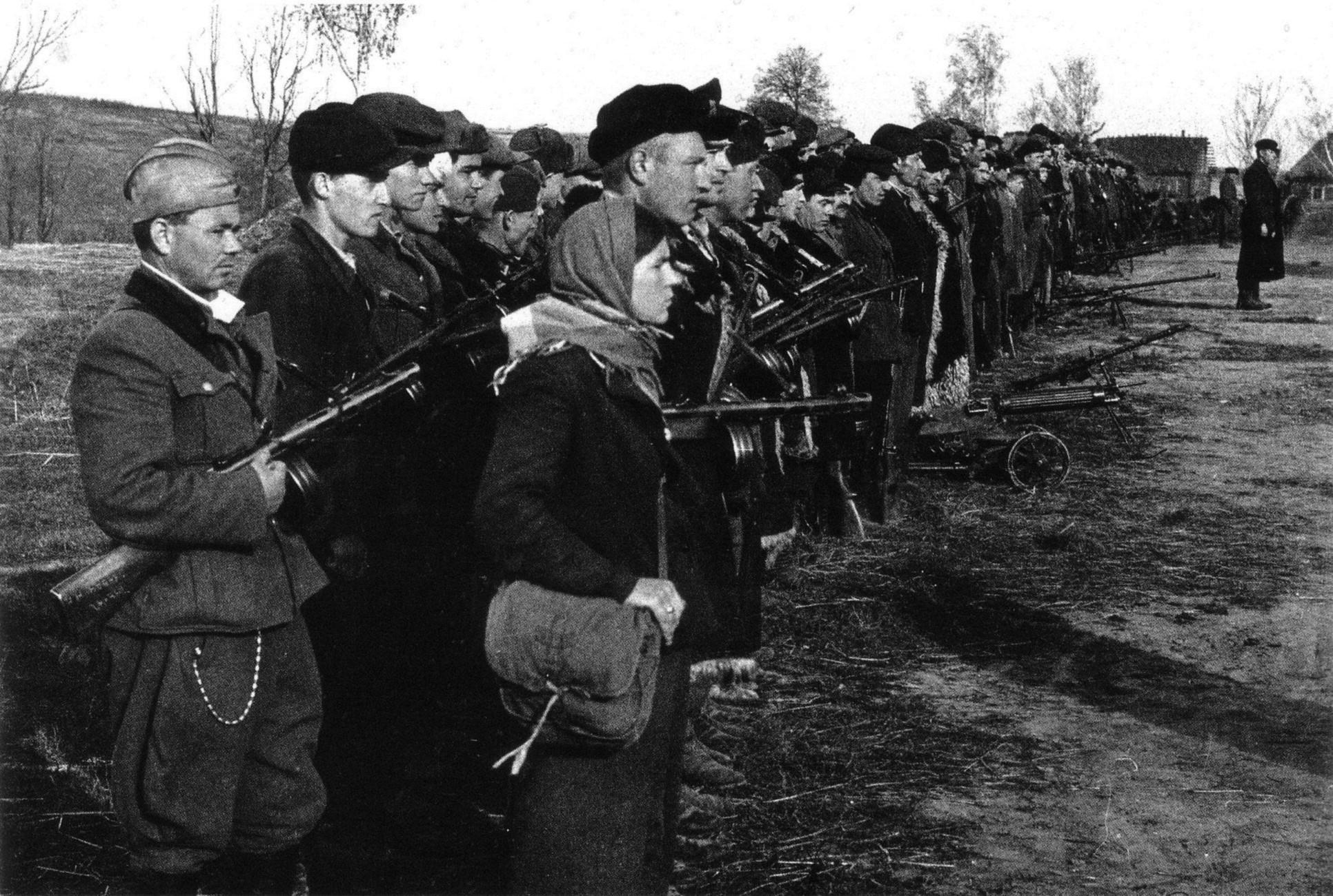 Партизанский отряд