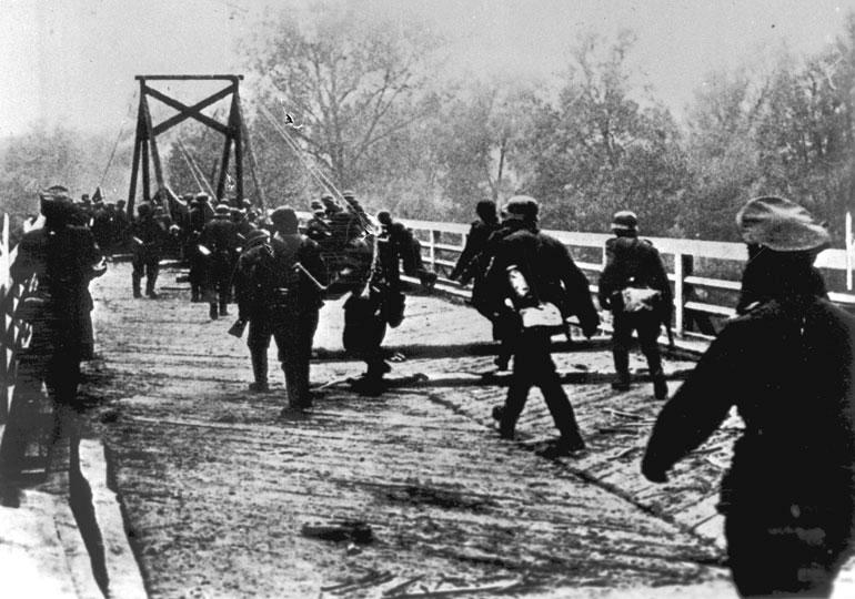 Пограничные войска СССР в Великой Отечественной войне. 1941 г.