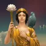 Гера — древнегреческая богиня